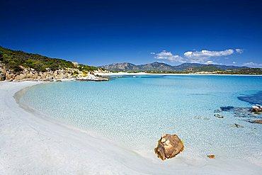 Porto Giunco beach, Villasimius (CA), Sardinia, Italy, Europe