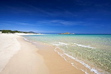 Spiaggia Su Giudeu beach, Chia, Domus De Maria (CA), Sardinia, Italy, Europe