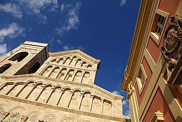 Cattedrale di Cagliari cathedral, Santa Maria, Castello, Cagliari (CA) , Sardinia, Italy, Europe