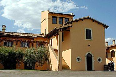 Cantine Arnaldo Caprai, Montefalco, Umbria, Italy, Europe