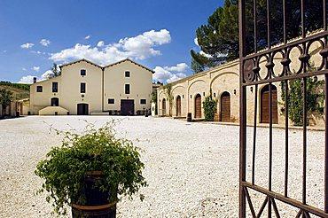Cantine Scacciadiavoli, Montefalco, Umbria, Italy, Europe