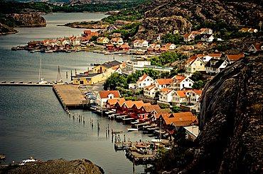 Fjallbacka, Northern Sea, West Coast, Sweden, Europe