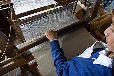 Local handicraft, Champorcher, Aosta, Aosta Valley, Italy, Europe