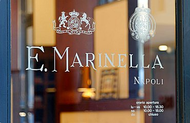 Marinella shop, Lugano, Canton Ticino, Switzerland