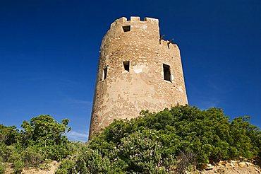 Quirra Coastal Tower, Villaputzu, Provincia di Cagliari, Sardinia, Italy