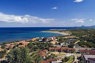 Porto Corallo, Villaputzu, Provincia di Cagliari, Sardinia, Italy
