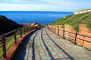 Porto Paglia, Gonnesa, Carbonia, Iglesias, Sardinia, Italy, Europe