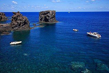 Sea stuck, Ustica, Ustica island, Sicily, Italy