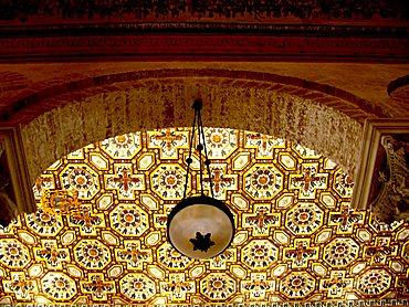 Cathedral, interior, Otranto, Salento, Apulia, Italy, Europe