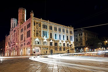 Cagliari Town Hall, Cagliari, Sardinia, Italy, Europe