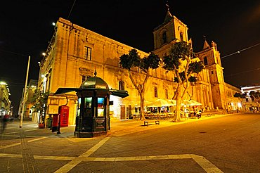 Saint John's Co-Cathedral, Valletta, Malta, Europe