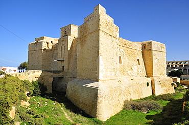 St Thomas Tower, Marsaskala, Malta, Europe