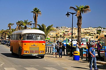 Harbour, Marsaxlokk, Malta, Europe