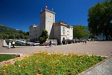 The Rocca, Riva del Garda, Trentino Alto Adige, Italy, Europe
