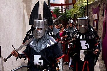 Parade, Uva e dintorni festival, Avio, Vallagarina, Trentino Alto Adige, Italy, Europe