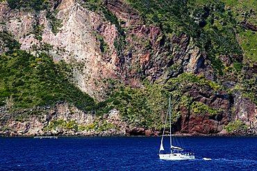 Vulcano Island, Aeolian Islands, Sicily, Italy