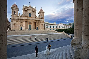 Cathedral, Noto, Sicily, Italy