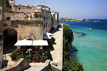 Bastione dei Pelasgi, Otranto, Salento, Apulia, Italy