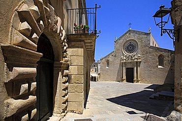 The Cathedral, Otranto, Salento, Apulia, Italy