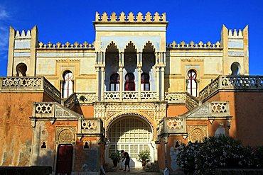 Villa Sticchi, Santa Cesarea Terme, Salento, Italy