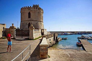 Vado Tower, Morciano di Leuca, Salento, Apulia, Italy