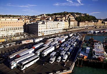 Harbour, Ancona, Marche, Italy
