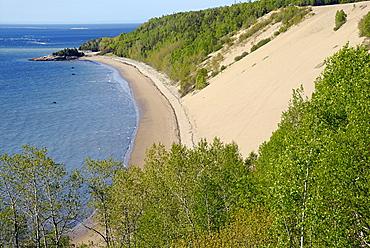 Tadoussac, Saint Lawrence estuary, La Haute-Cv¥te-Nord, Quebec, Canada, North America