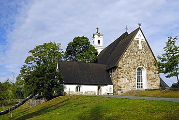 Church of the Holy Cross, Rauma, Satakunta, Finland, Scandinavia, Europe