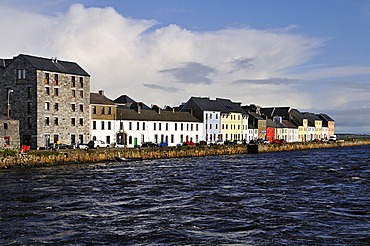 Cityscape, Galway, West Coast, County Galway, Republic of Ireland, Europe
