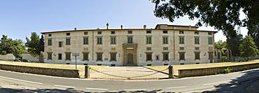 villa medicea di castello, sesto fiorentino, italy