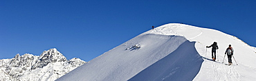 alpine ski, lizzola, italy