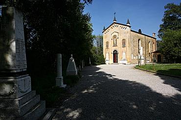 Ossario, San Martino della Battaglia, Lombardy, Italy, Europe