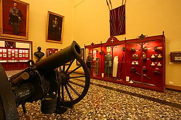 Museo della Battaglia, San Martino della Battaglia, Lombardy, Italy, Europe
