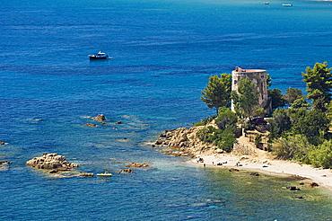 Santa Maria Navarrese, Baunei, Provincia Ogliastra, Sardinia, Italy