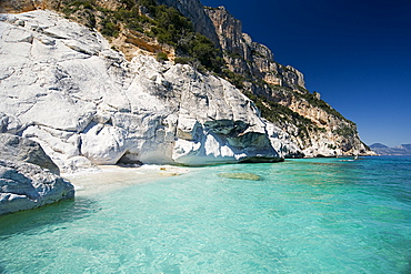 Cala Goloritzè, Baunei, Provincia Ogliastra, Golfo di Orosei, Sardinia, Italy