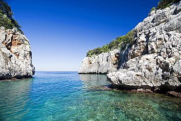 Porto Pedrosu, Baunei, Provincia Ogliastra, Golfo di Orosei, Sardinia, Italy