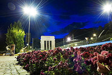 Piazza della Vittoria, Bolzano, Italy