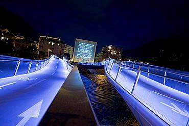 Museion, Museum of Modern and Contemporary Art, Bolzano, Trentino Alto Adige, Italy