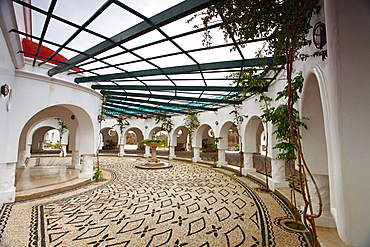 Kallithea thermal baths, Rhodes island, Dodekanes, Greece, Europe