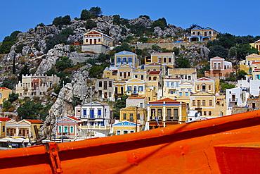 Symi island, Dodekanes, Greece, Europe