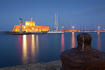 Rodos, Rhodes island, Dodekanes, Greece, Europe