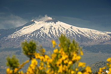 Etna Volcan, Taormina (ME), Sicily, Italy, Europe