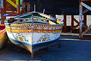 Acitrezza, Acicastello, Catania, Sicily, Italy, Europe