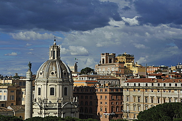 Rome. Lazio. Italy. Europe. View to the city.