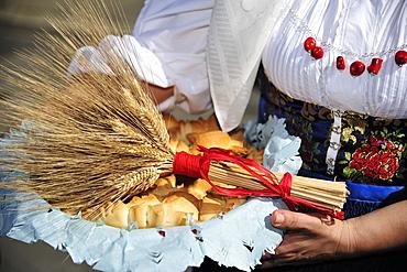 Sagra degli Agrumi feast, Muravera, Sardinia, Italy