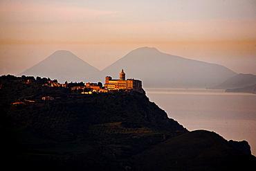 Santuario di Tindari sanctuary, Sicily, Italy, Europe