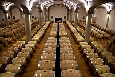 Donnafugata, Cellar, Marsala, Sicily, Italy, Europe