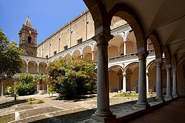 Museo regionale Agostino Pepoli museum, Trapani, Sicily, Italy, Europe
