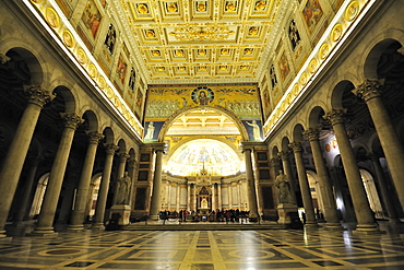 San Paolo fuori le Mura church,Rome, Italy, Europe