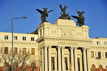 Ministerio de Agricoltura, Department of Agricolture, Madrid, Spain, Europe